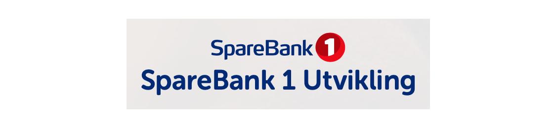Logo til SpareBank 1 Utvikling