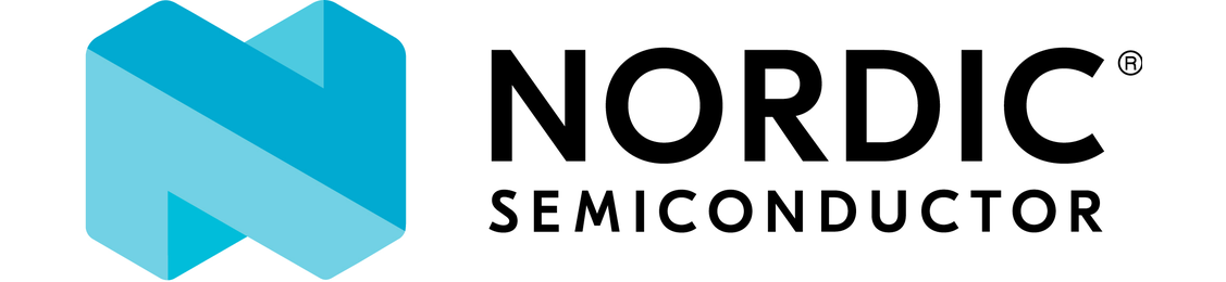 Logo til Nordic Semiconductor