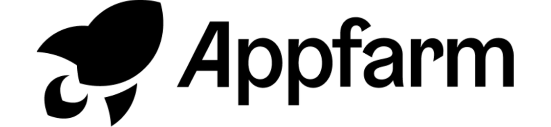 Logo til Appfarm AS