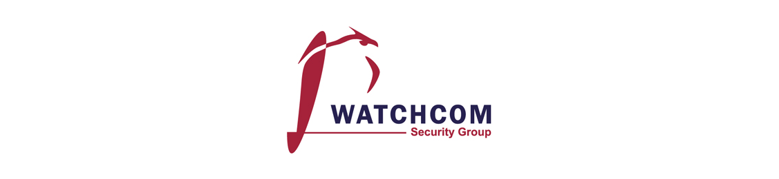 Logo til Watchcom Security Group AS