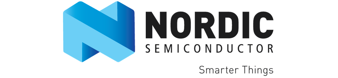 Logo til Nordic Semiconductor