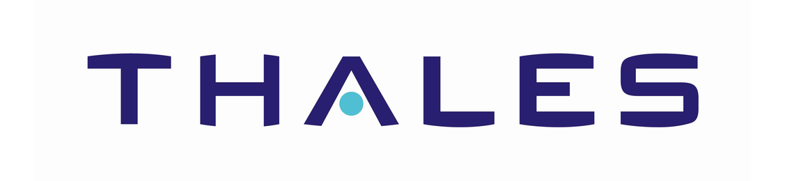 Logo til Thales Norway AS