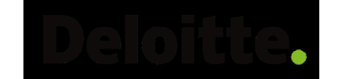 Logo til Deloitte