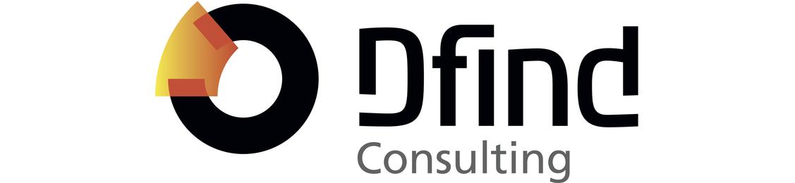 Logo til Dfind